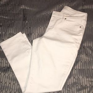 Skinny Midrise Curvy Jeans